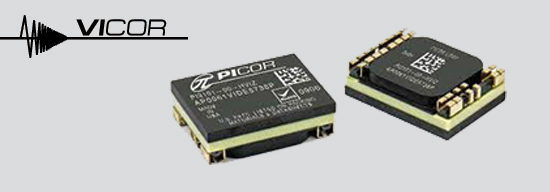 Vicor HD DC-Dc Bricks