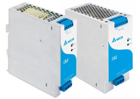 DRP 24V 2PH - Delta 2 Phase AC/DC DIN Rail
