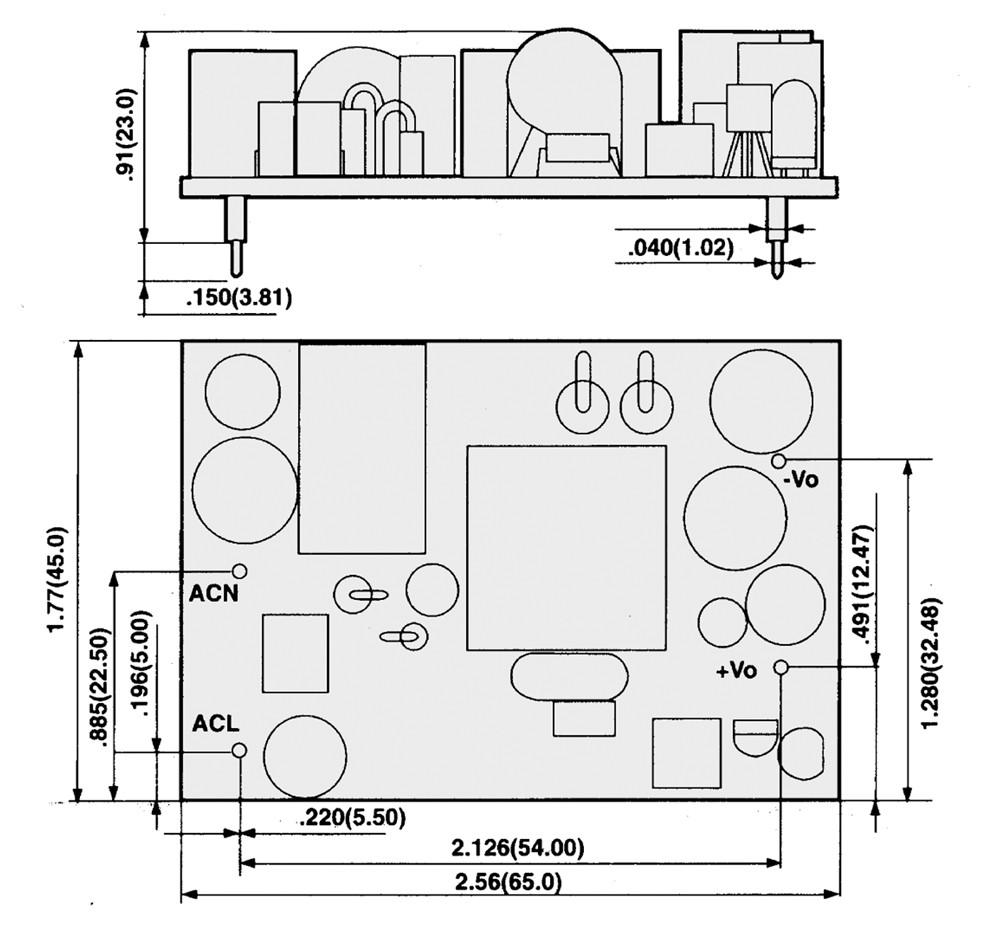 cfm10 - 60  dc power supply