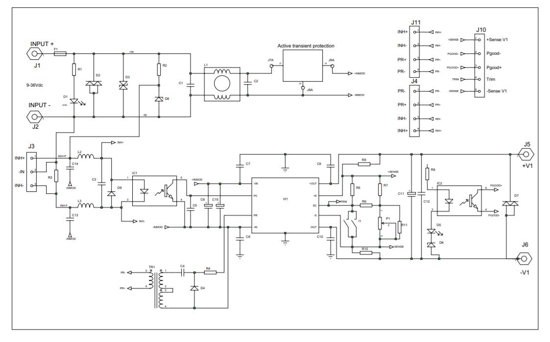 DAA500 - Block Diagram