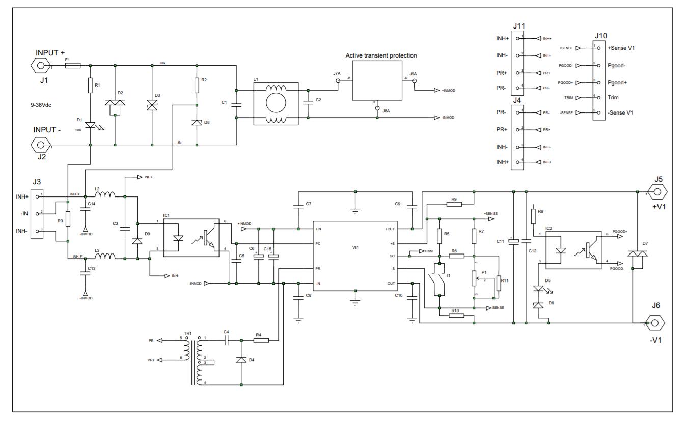 DAB300 - Block Diagram