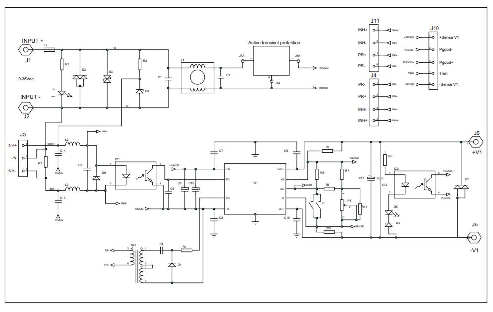 DAA150 - Block Diagram
