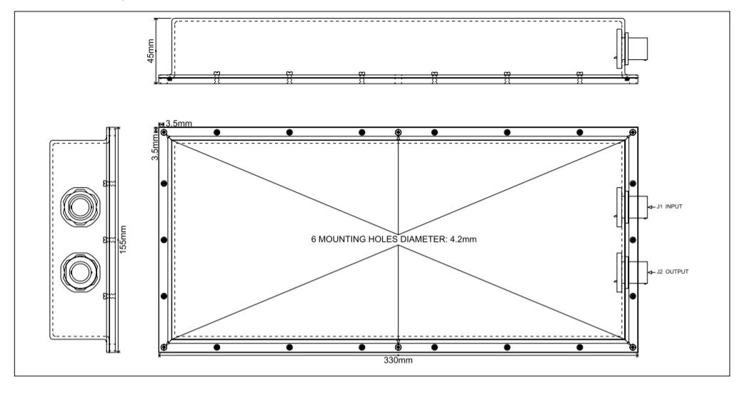 DBA1200 - Mechanical - IP Option