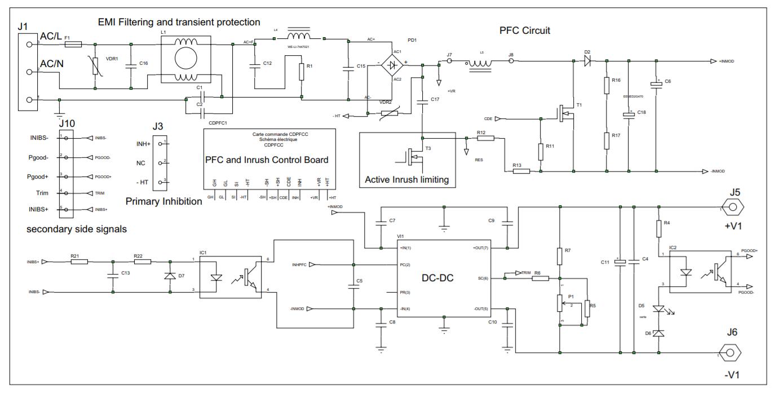 DBD150 - Block Diagram