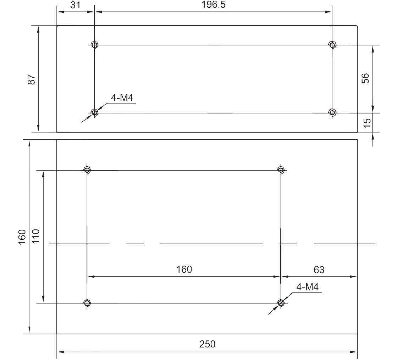 Hf Series Hf Dc Dc Single Output Converter