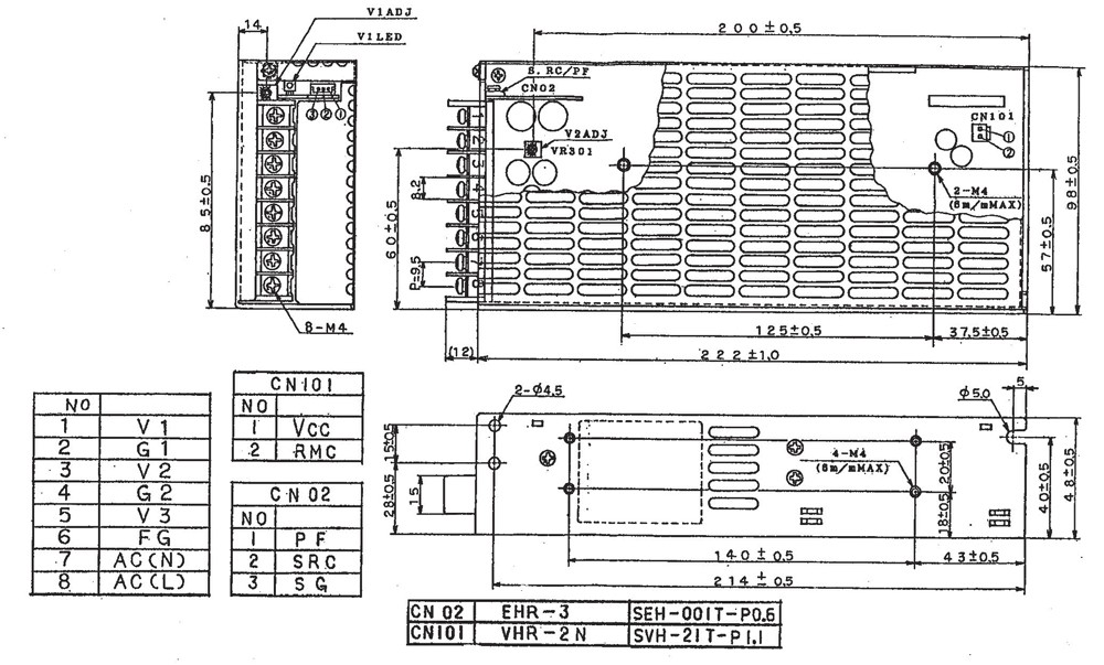 pbic  dc power supply