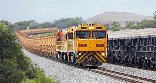 Rail Power Supplies